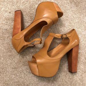 Jeffrey Campbell Foxy Platform Sandals